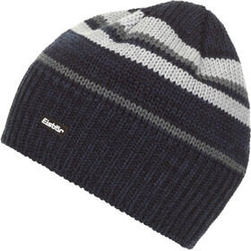 Eisbär Luan Cappello Uomo, dark cobalt/night/anthracite/light grey mottled